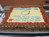 Orion Cake