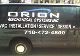 Orion Mechanical Systems