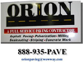 Orion Paving
