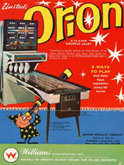 Orion Pinball