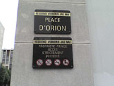 Place D'Orion